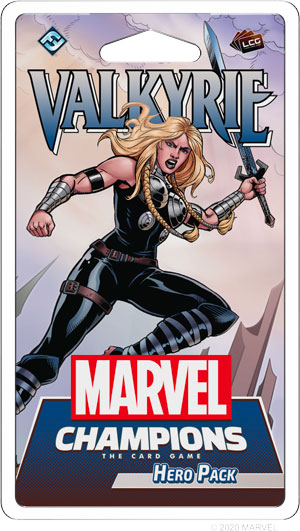 Marvel Champions: Valkyrie Hero Pack [0]
