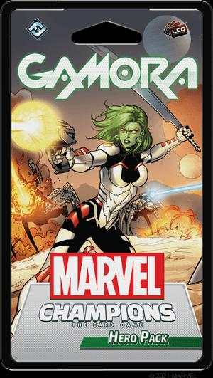 Marvel Champions: Gamora Hero Pack [0]