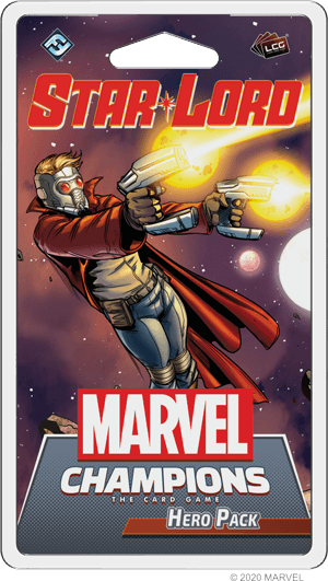 Marvel Champions: Star Lord Hero Pack [0]