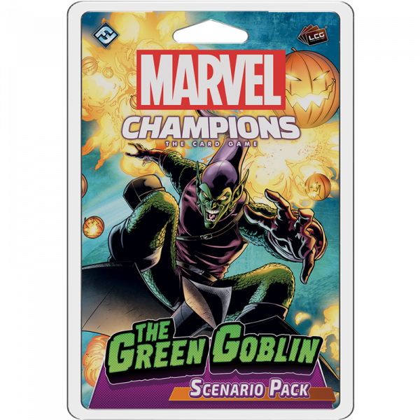 Marvel Champions: The Green Goblin Scenario Pack 0