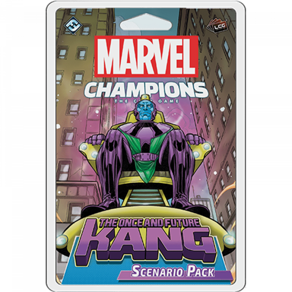 Marvel Champions: The Once and Future Kang Scenario Pack [0]