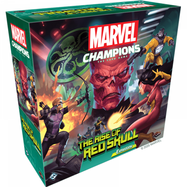 Marvel Champions: The Rise of Red Skull [0]