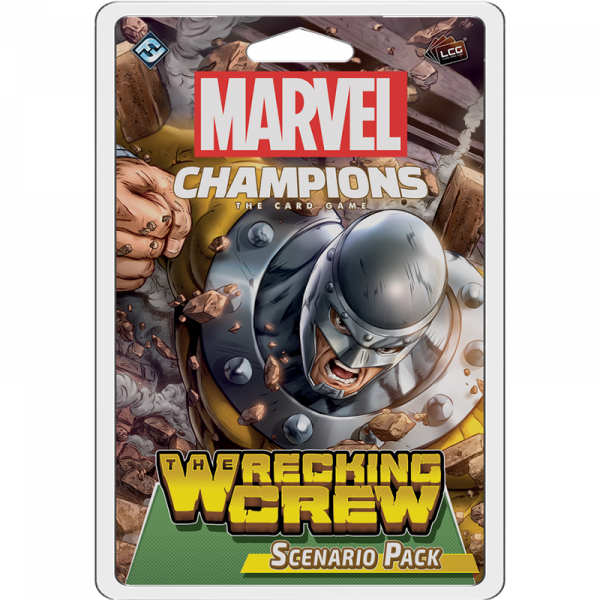 Marvel Champions: The Wrecking Crew [0]