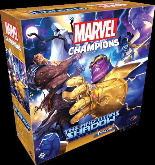 Marvel Champions: The Mad Titan's Shadow [0]