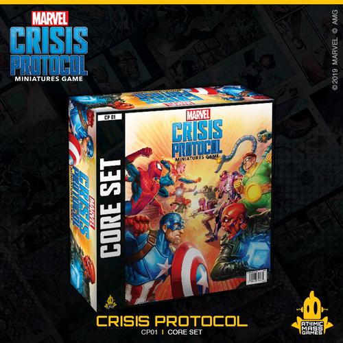 Marvel: Crisis Protocol (Core Set) [0]