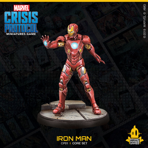 Marvel: Crisis Protocol (Core Set) [6]