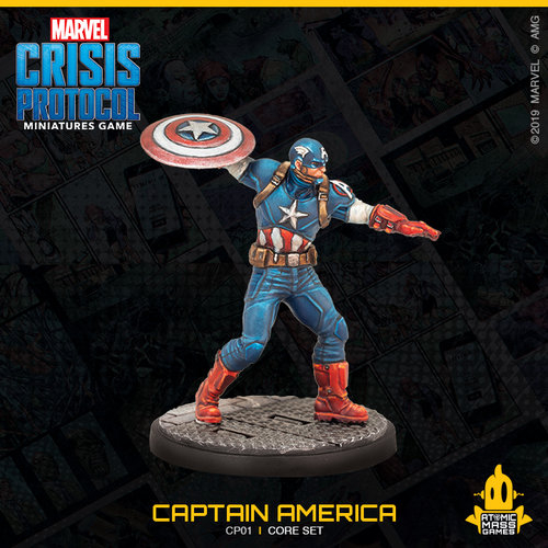 Marvel: Crisis Protocol (Core Set) [10]