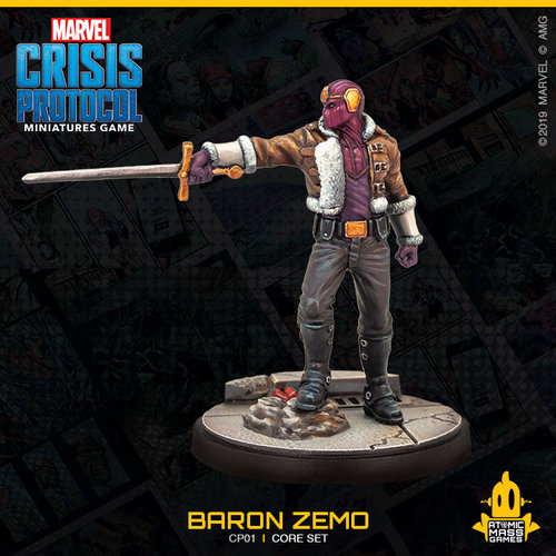 Marvel: Crisis Protocol (Core Set) [2]