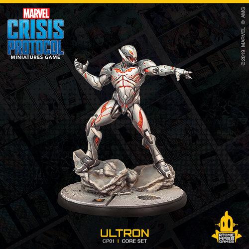 Marvel: Crisis Protocol (Core Set) [3]