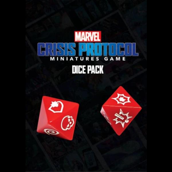 Marvel Crisis Protocol: Dice Pack [0]