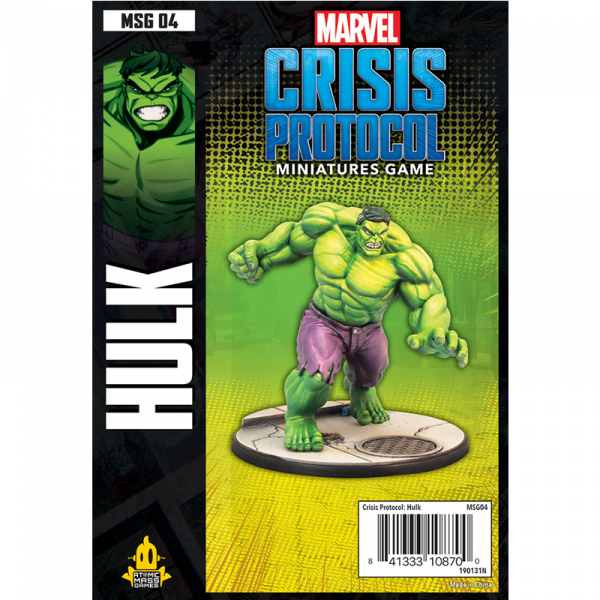 Marvel: Crisis Protocol - Hulk 0