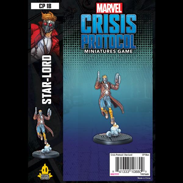 Marvel: Crisis Protocol – Star-Lord 0