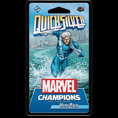 Marvel Champions: Quicksilver Hero Pack 0
