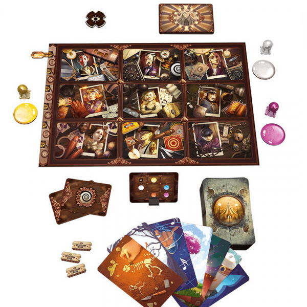 Mysterium Park (English edition with promo vision card) 1