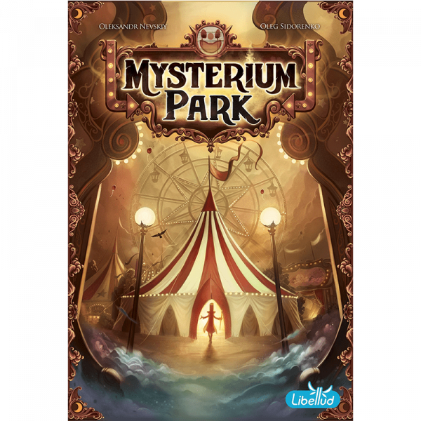 Mysterium Park (English edition with promo vision card) 0