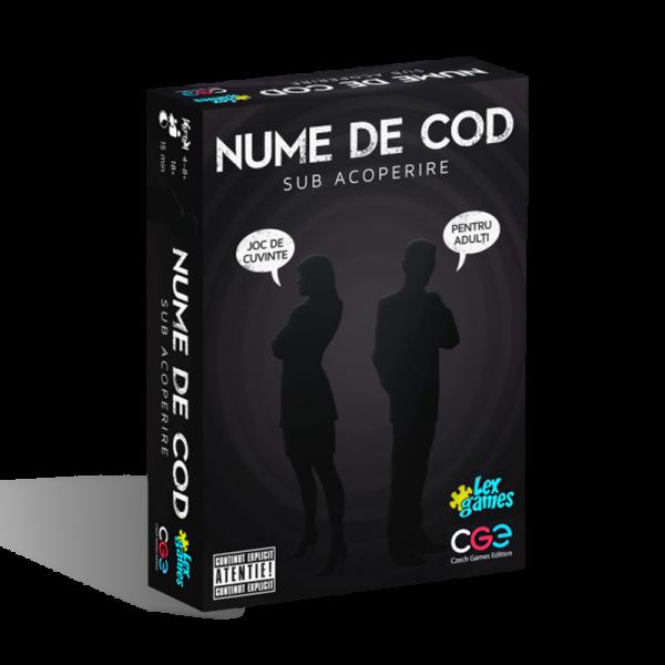 Nume de Cod Sub Acoperire [0]