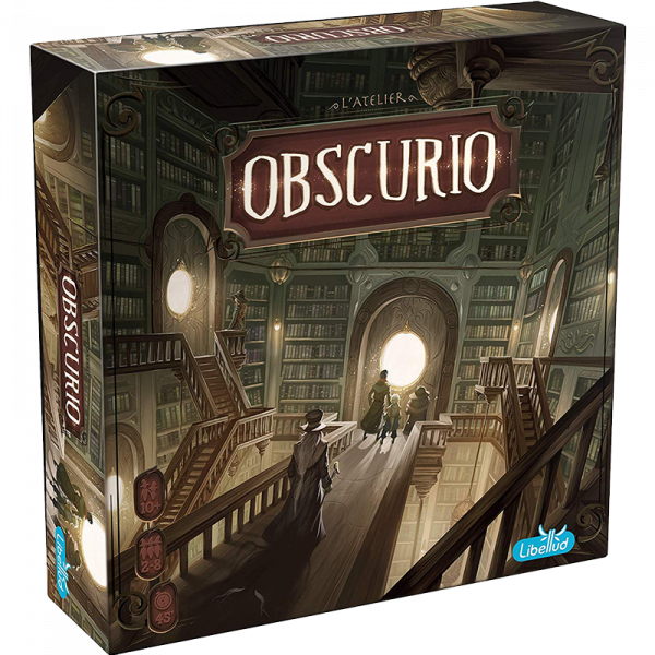 Obscurio (with promo trap tokens) 0