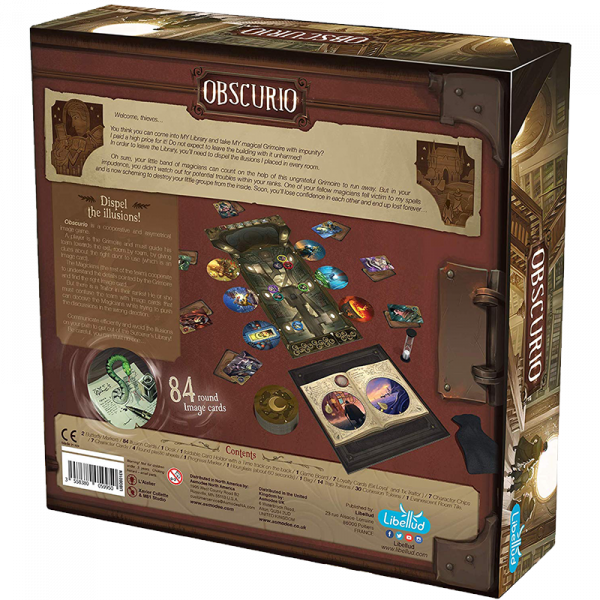 Obscurio (with promo trap tokens) 1
