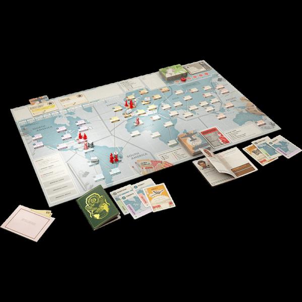 Pandemic Legacy: Season 0 [2]