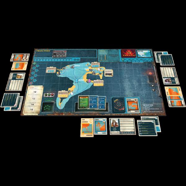 Pandemic Legacy: Season 2 (Negru) [2]