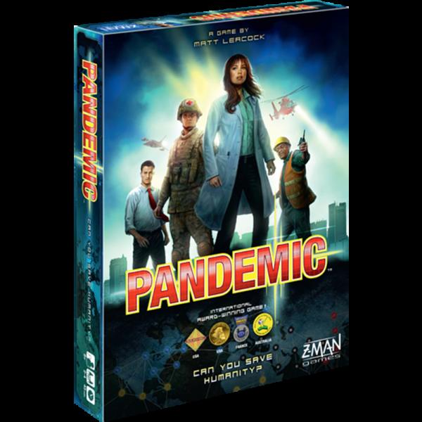 Pandemic (Limba Romana) 0