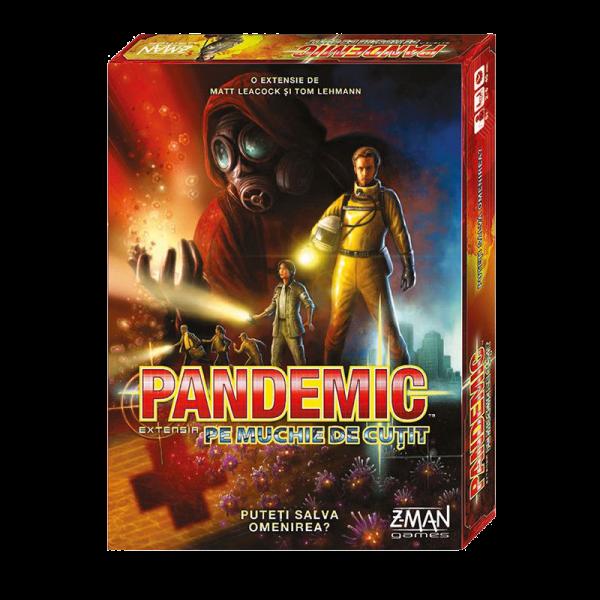 Pandemic: Pe Muchie De Cutit 0