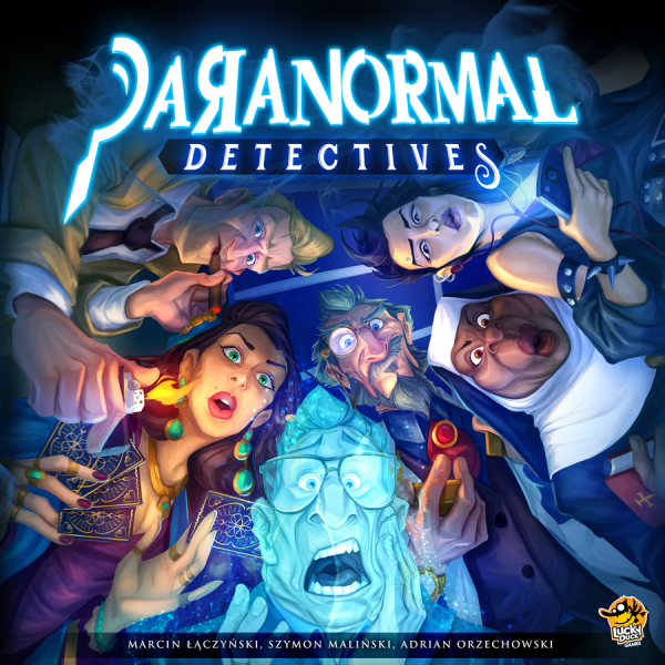 Paranormal Detectives 0