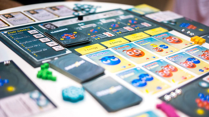 Subatomic: An Atom Building Game [4]
