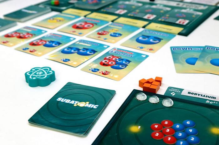 Subatomic: An Atom Building Game [2]