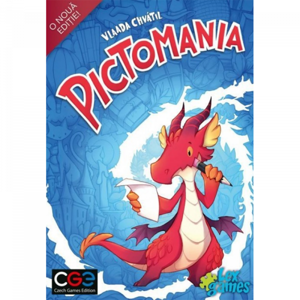 Pictomania (Second Romanian Edition) 0