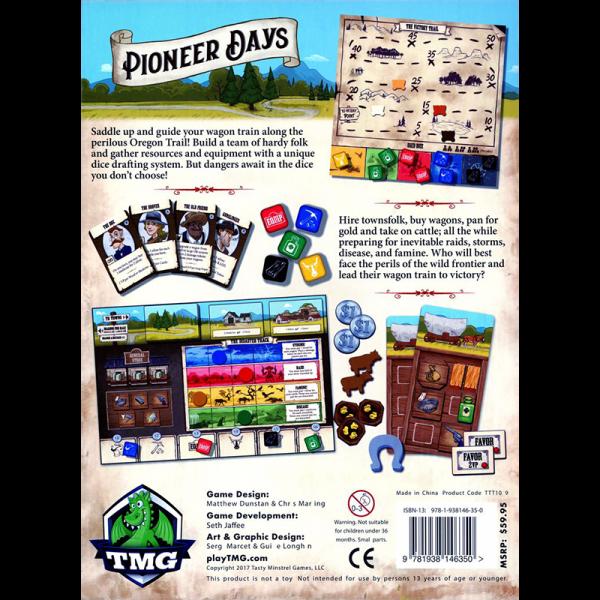 Pioneer Days 1