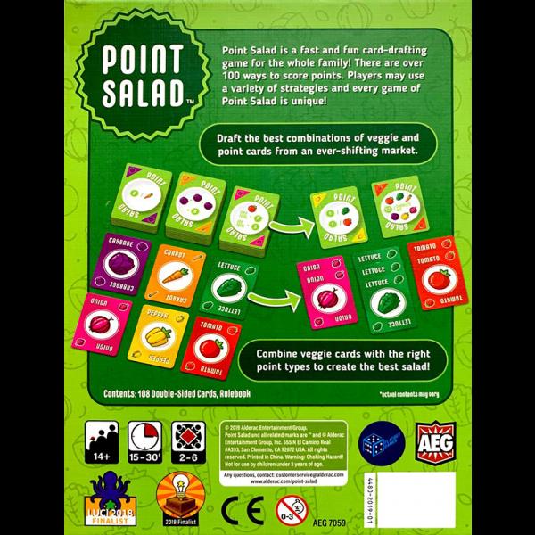 Point Salad [1]