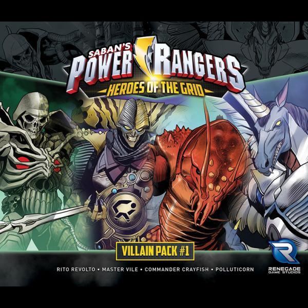 Power Rangers: Villain Pack 1 [0]