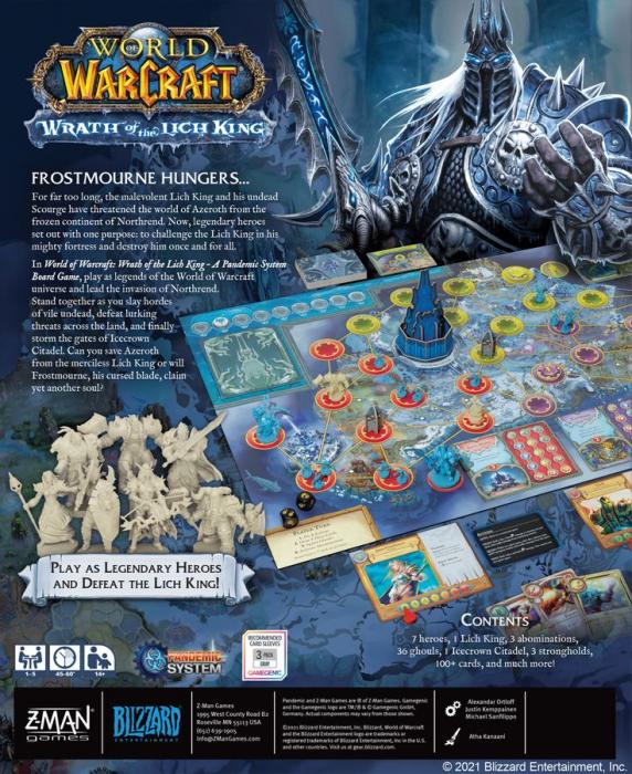 (PRECOMANDA) World of Warcraft: Wrath of the Lich King [1]
