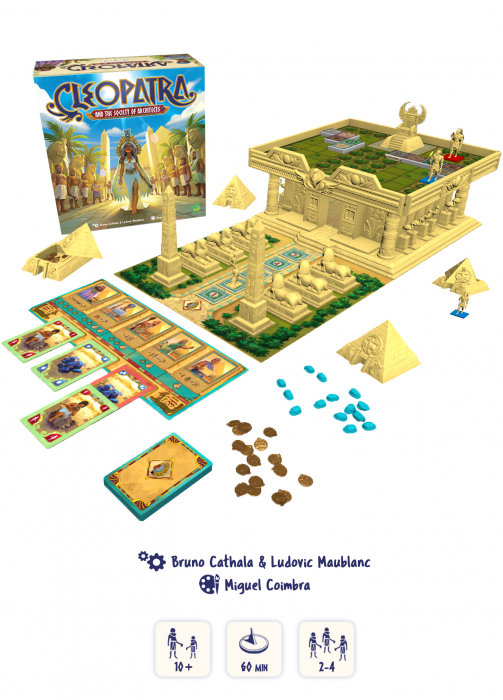 Cleopatra and the Society of Architects: Deluxe Edition [1]