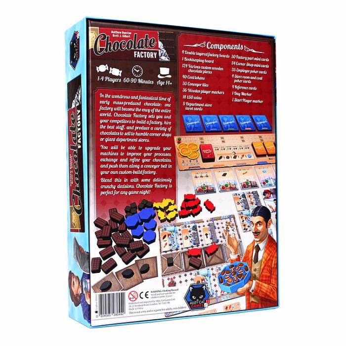 Chocolate Factory [1]