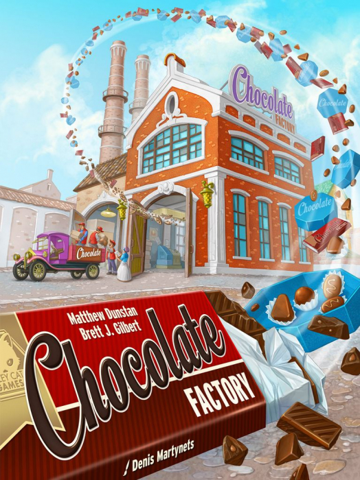 Chocolate Factory 0