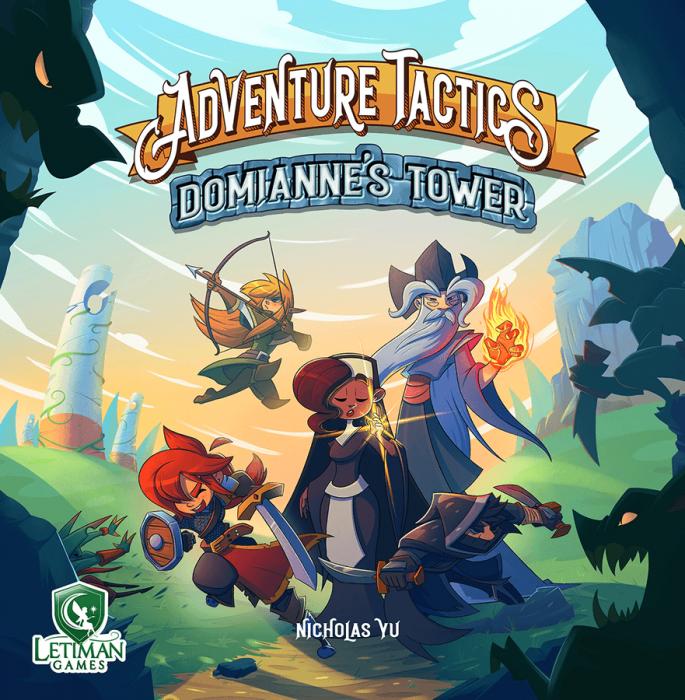 Adventure Tactics: Domianne's Tower 0