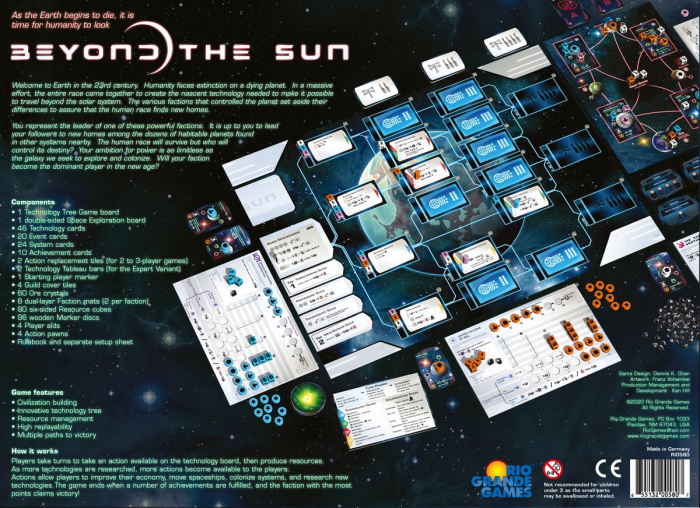 Beyond the Sun [2]