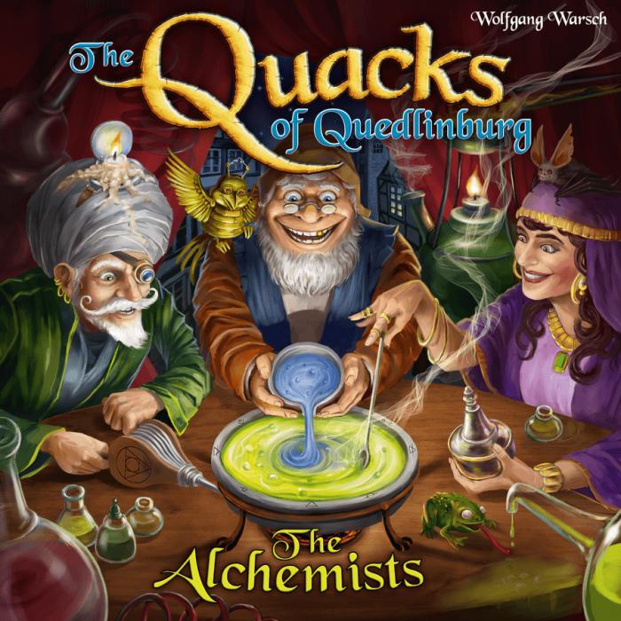 The Quacks of Quedlinburg: The Alchemists [0]
