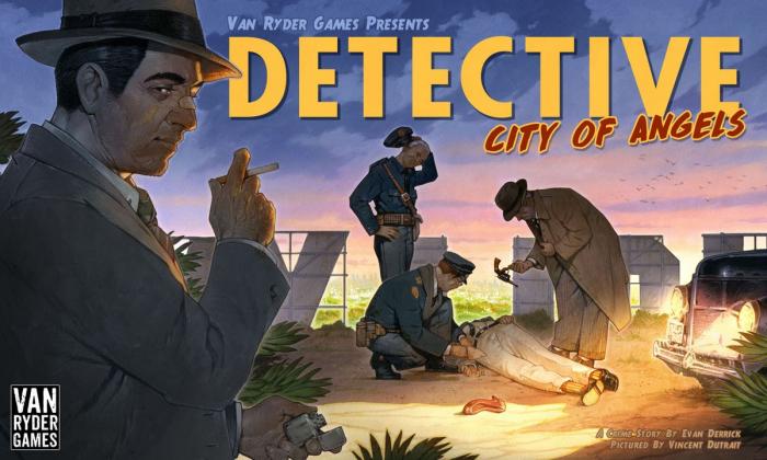 Detective: City of Angels [0]