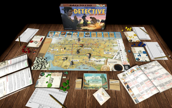 Detective: City of Angels [1]