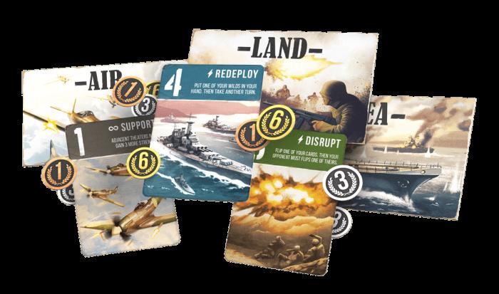 Air, Land & Sea (Revised Edition) [5]
