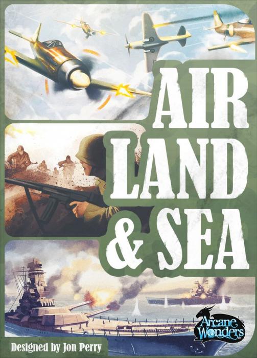 Air, Land & Sea (Revised Edition) [0]