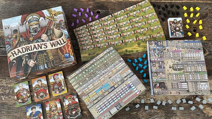 Hadrian's Wall [2]