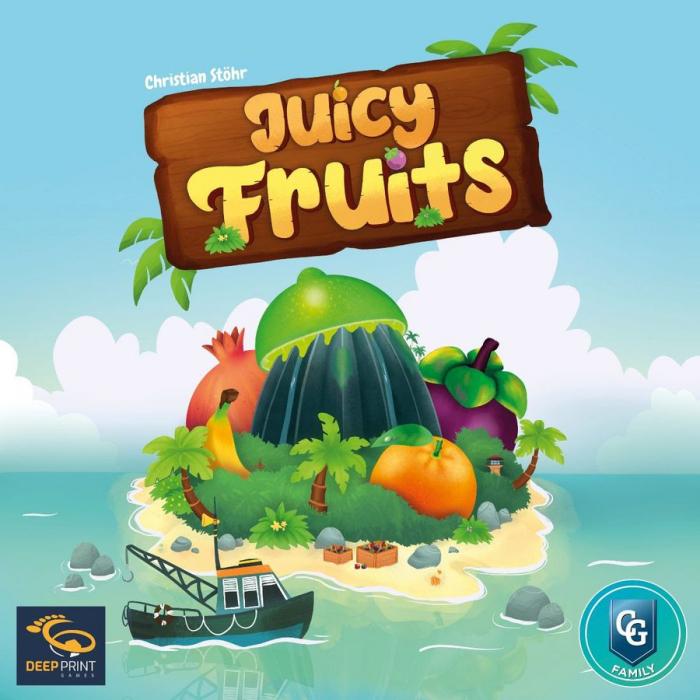 Juicy Fruits [0]