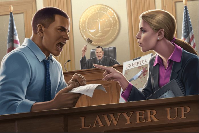 Lawyer Up [0]