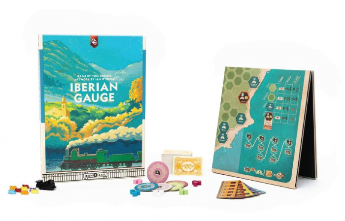 Iberian Gauge (cutie avariata) [3]