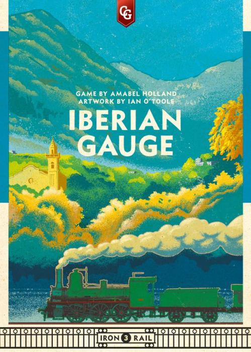 Iberian Gauge (cutie avariata) [0]