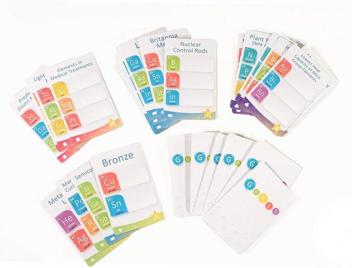 Periodic: A Game of The Elements [3]